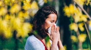 Alergije dišnog sustava se manifestiraju u obliku kihanja, kašljanja, šmrcanja ili stvaranja većeg sekreta u nosu
